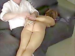 soccer girl naked otk spanking