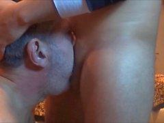 Knebeln italienische fag (HD)