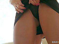 Rough Lesbian Sex of Monique Alexander and Kirsten Price