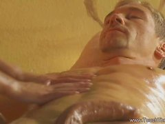 Exotic Turkish Massage Blonde Babe