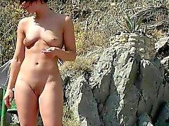 amador bunda praia peitos grandes