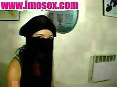 Arabian tyttö Tunis