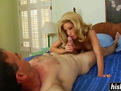 Jenna Haze gets a big boner
