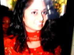 Shalini juicy cum tribute