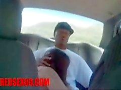 Dis Schoffel Gave Me Hoofd In Haar man Car