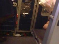 Экипаж в воздушном самолете