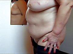 Brenda sex -show en neuken