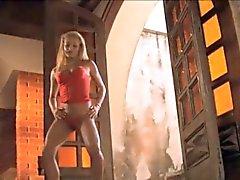 Nikki Рио Она задница бразильского анальное заставляет трудное порнографии HD