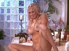 Jenna Jameson masturba il