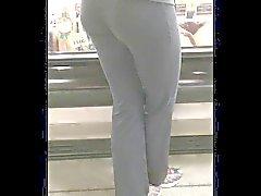 Yoga en Sexy Pantalones