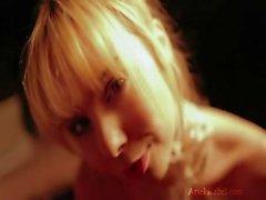 Cebador vídeo de de de Ariel Rebelde ONU de la estafa hombre En Una mamada