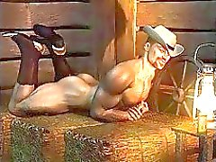 3D de rizado Muscle Los muchachos tienen gusto It Big !