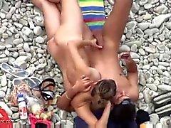 Grote pik beach fun