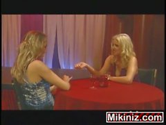 Princess Whore Holly Halston de Juliana de Kincaid , Grosses poitrines Blond Brunette cru classique lesbienne Toys
