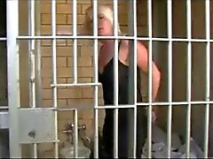 Danni in Jail Part#1