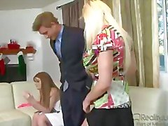Do faye Reagan and Diamond Foxxx - Couples Seeking Teens