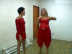 Asi se cierran los negocios en Brasil. Lizandra Chris