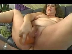 sujo Bbw Milf duro anal e facial