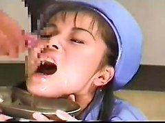 Amateur asian girlfriend banged and facial cumshot