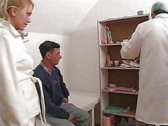Biseksüel doktor azgın oyunlar