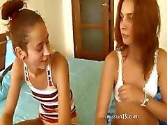 portugees kuikens Vika en Natasha