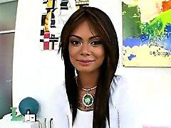 Impresionante filipina de Leiliani va anal