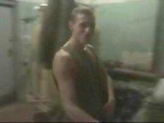 Soldados nus em Changing Room