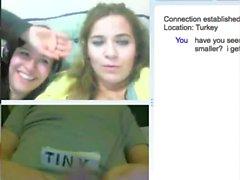 2 ragazze turco calda ridere mio numero torna sulla camma