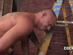 Shay Michaels - BB in Warehouse