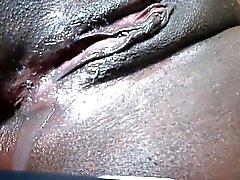Bianco figa grondante dopo il eiaculazione Dora da 1fuckdatecom