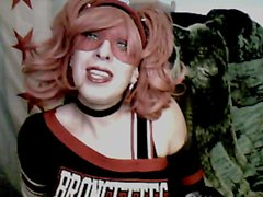 CD Cheerleader Cums HART von vikkiCD16