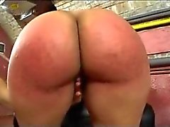 Spanked and Fingered Big Ass II xLx