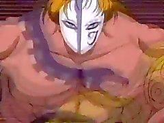 Street Fighter 2 Chun li VS Vega Uncensored - ENG
