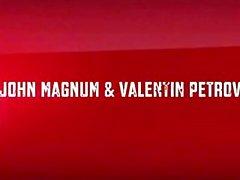 John Magnum & Valentin Petro