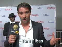PornhubTV - ti masturbi ? Red Carpet AVN Awards 2014