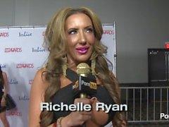 PornhubTV - masturbieren Sie ? Red Carpet AVN Awards präsentieren 2014