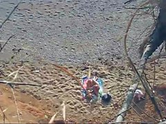 Amateurs de la playa