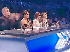 Бритни Спирс - бабник живу программа X Factor HD