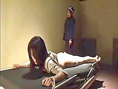 Japanse Inmate lesbische actie ( ongecensureerd )