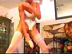 Stretch Fisting - Brutal Dildo - Jasmine & Payton