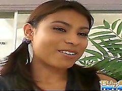 Горячие няни Меган Мартинес сосать босс петуха ездить