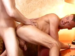 Nick Spartan and Steven Daigle Fuck hard