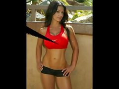 Denise Milani just Fitness - non nude