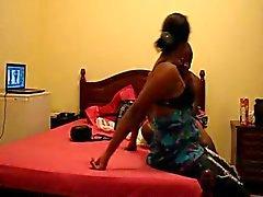 Африканская Эбони черный оуэн получать толченый в гостинице