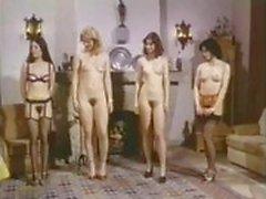 Goede oude Duitse porno flick met verbazingwekkende hooker Patricia Rhomberg