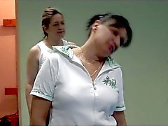 mature voyeur gymnastics