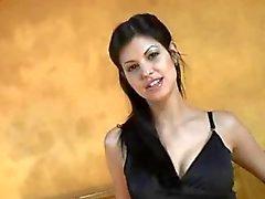 Adolescente sexy Españolas recibe una buena Shagging !