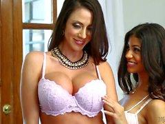 Veronica Rodriguez und Ariella Ferrera