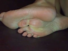 Sleepy Foot Fetish & Sleepy Soles Cosquillas y dedos largos (compilación)