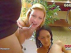 Melanie moons piss orgy